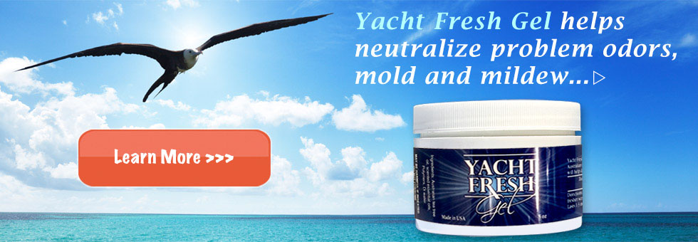 Yacht Fresh Gel